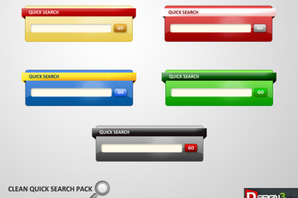 Clean Quick Search Pack