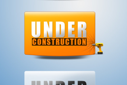 Fresh Under Construction Icon Set