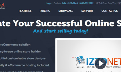 Review: IzzoNet - The Best Online eCommerce Store Software