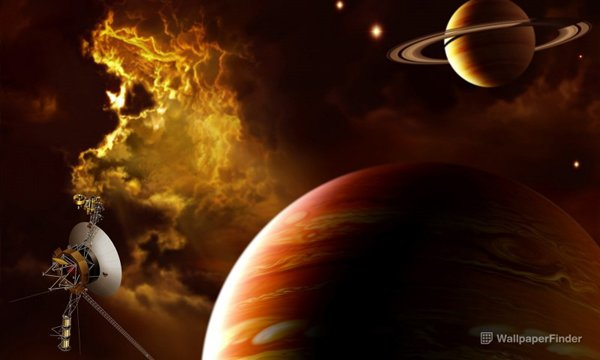 Incredible Galaxy Planets And Spaces Wide Wallpaper 3