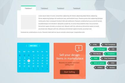 Design3edge UI Kit 3