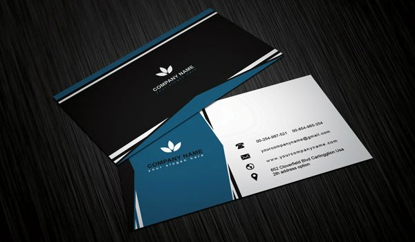 Free PSD Business Card Templates Designedgecom - Psd business card template
