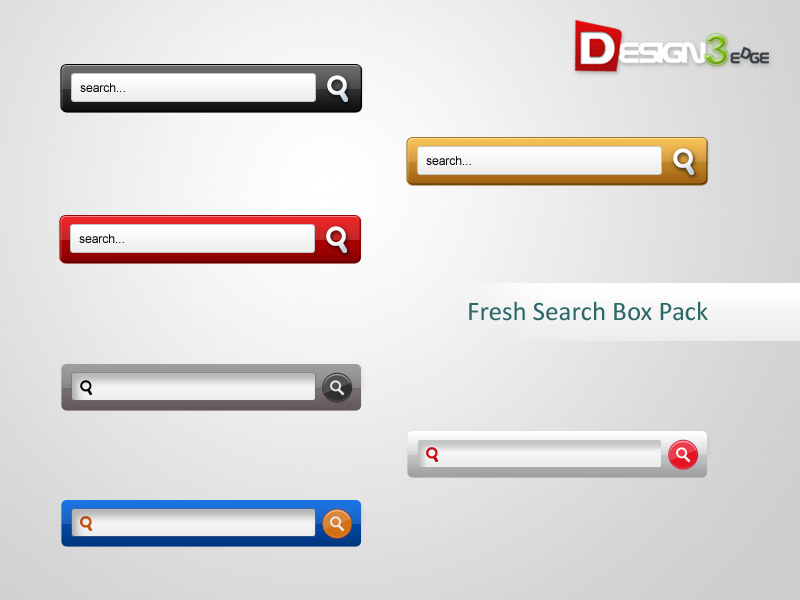 Fresh Search Box Pack